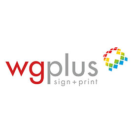 WG Plus sign+print