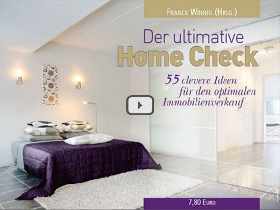 Der ultimative Home Check! 55 clevere Ideen für den optimalen Immobilienverkauf.